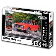 Škoda 120 L, 500 dielikov, puzzle 24