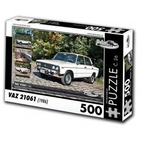 VAZ 21061, 500 dílků, puzzle 26