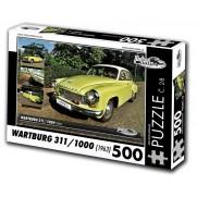 Wartburg 311/1000, 500 dielikov, puzzle 28