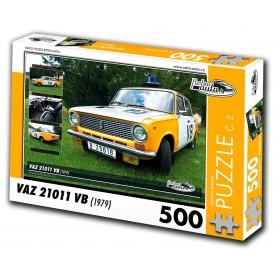 VAZ 21011 VB, 500 dílků, puzzle 02