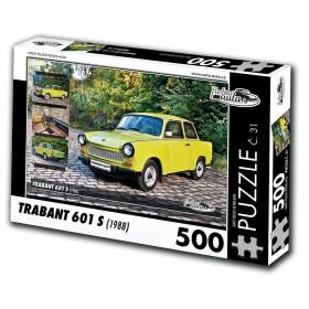 Trabant 601 S, 500 dílků, puzzle 31