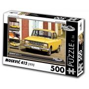 Moskvič 412, 500 dielikov, puzzle 36