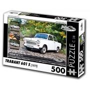 Trabant 601 S, 500 dielikov, puzzle 38