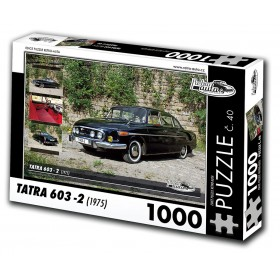 Tatra 603 - 2, 1000 dielikov, puzzle 40