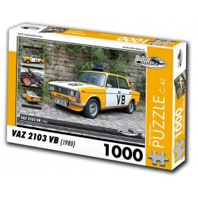 VAZ 2103 VB, 1000 dílků, puzzle 42