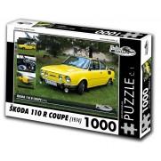 Škoda 110R Coupe, 1000 dielikov, puzzle 01