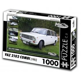 VAZ 2102 COMBI, 1000 dílků, puzzle 05