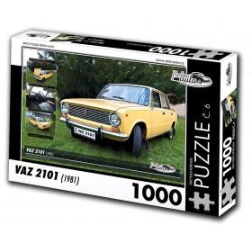 VAZ 2101, 1000 dílků, puzzle 06