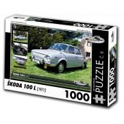 Škoda 100 L, 1000 dílků, puzzle 08
