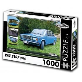 VAZ 2107, 1000 dílků, puzzle 09
