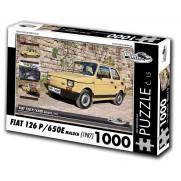 FIAT 126 P/650E Maluch, 1000 dílků, puzzle 15
