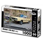 Škoda 120 GLS, 1000 dílků, puzzle 18
