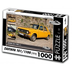 Zastava 101/1100, 1000 dílků, puzzle 19