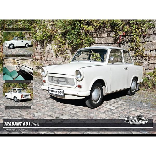 Trabant 601, 500 dílků, puzzle 21 - foto