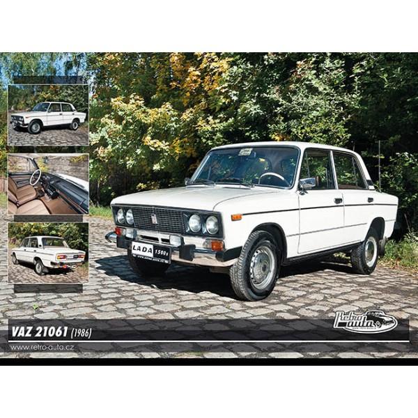 VAZ 21061, 500 dílků, puzzle 26 - foto