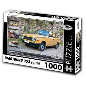 Wartburg 353, 1000 dílků, puzzle 21
