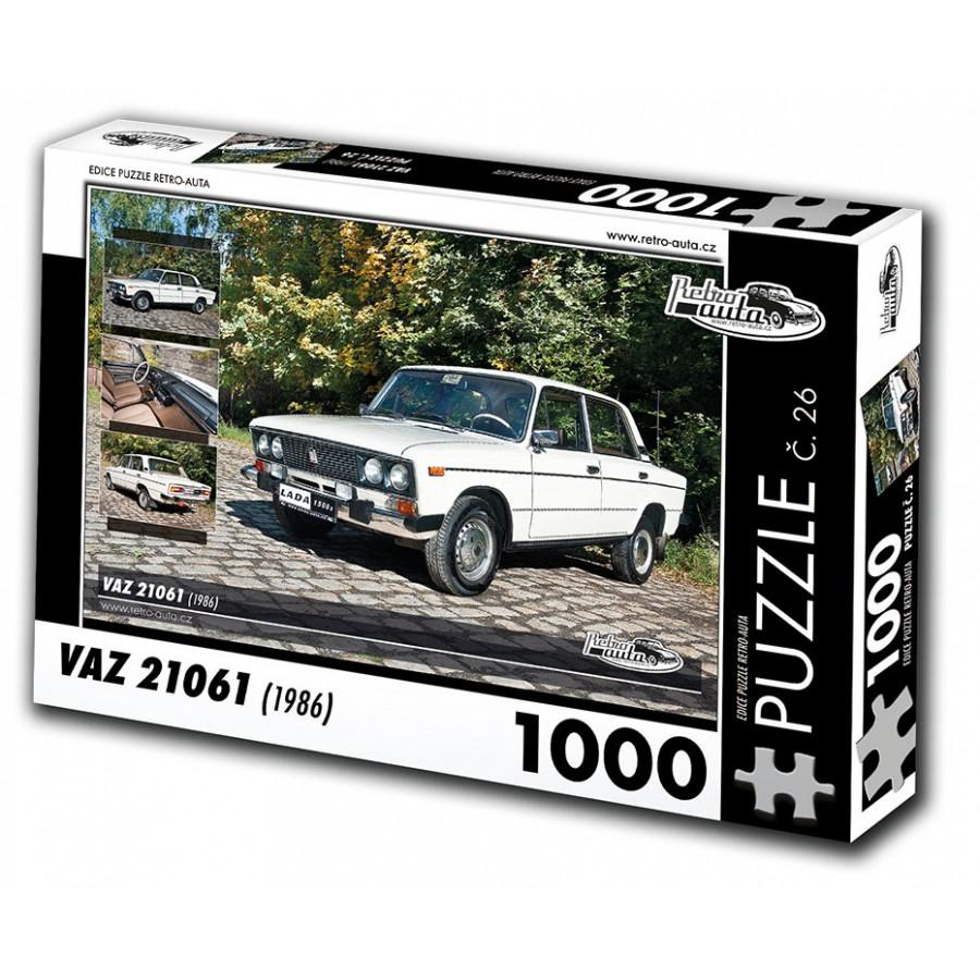 VAZ 21061, 1000 dílků, puzzle 26