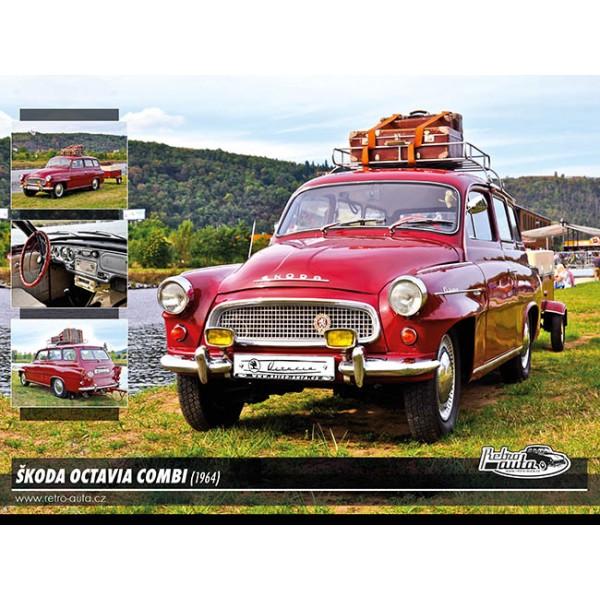 Škoda Octavia Combi, 500 dílků, puzzle 34 - foto