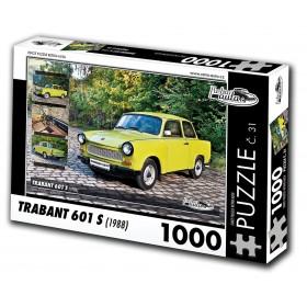 Trabant 601 S, 1000 dílků, puzzle 31