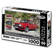 Škoda 125 L, 1000 dílků, puzzle 32