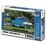 Škoda 1000 MB VB, 1000 dílků, puzzle 33