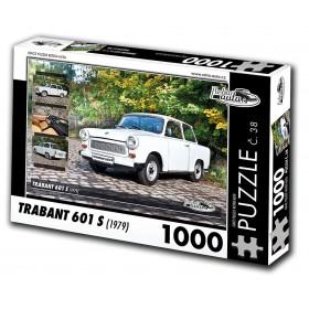 Trabant 601 S, 1000 dílků, puzzle 38