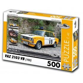 VAZ 2103 VB, 500 dílků, puzzle 42