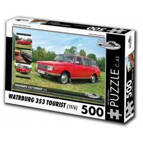 Wartburg 353 Tourist, 500 dílků, puzzle 43