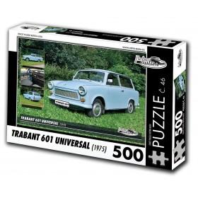 Trabant 601 Universal, 500 dílků, puzzle 46