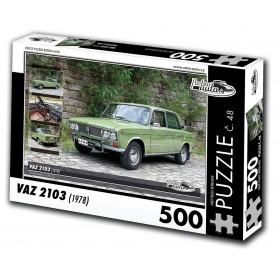 VAZ 2103, 500 dílků, puzzle 48