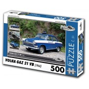 Volha GAZ 21 VB, 500 dielikov, puzzle 51
