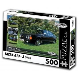 Tatra 613 - 3, 1000 dielikov, puzzle 47