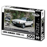 Lada Samara 1300, 500 dielikov, puzzle 54