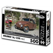 Velorex 16/350, 500 dílků, puzzle 55