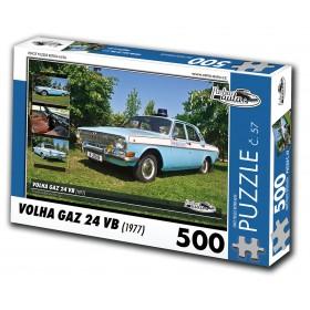 Volha GAZ 24 VB, 500 dílků, puzzle 57