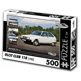 Oltcit Club 11R, 500 dílků, puzzle 64