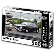 Tatra 613, 500 dílků, puzzle 66