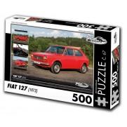 FIAT 127, 500 dílků, puzzle 67
