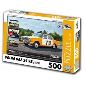 Volha GAZ 24 VB, 500 dílků, puzzle 69
