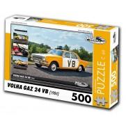 Volha GAZ 24 VB, 500 dielikov, puzzle 69