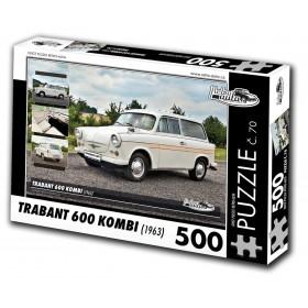 Trabant 600 Kombi, 500 dílků, puzzle 70