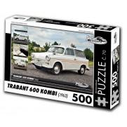 Trabant 600 Kombi, 500 dielikov, puzzle 56