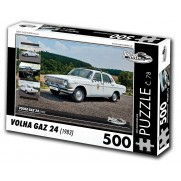 Volha GAZ 24, 500 dielikov, puzzle 78