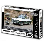 Wartburg 353/1 Volkspolizei, 500 dielikov, puzzle 79