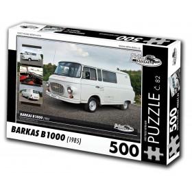 Barkas B 1000, 500 dílků, puzzle 81