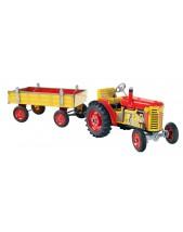 Traktory a příslušenství